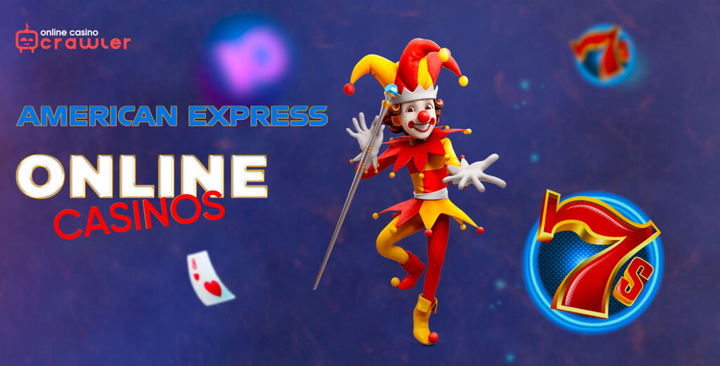 Best online casinos for american express