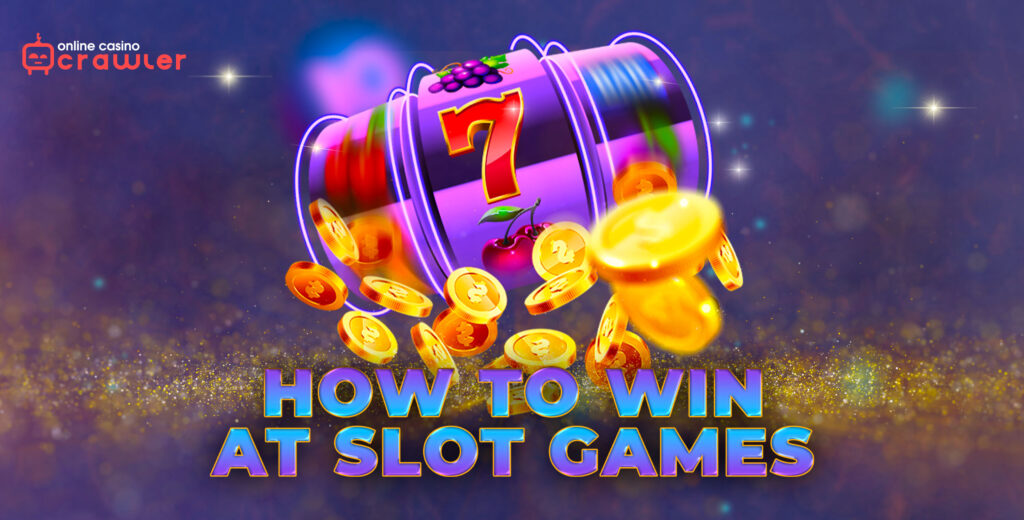 How to win at online slot games